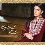 Al Karam Glamorous Winter Dresses Collection for Women 2014-2015