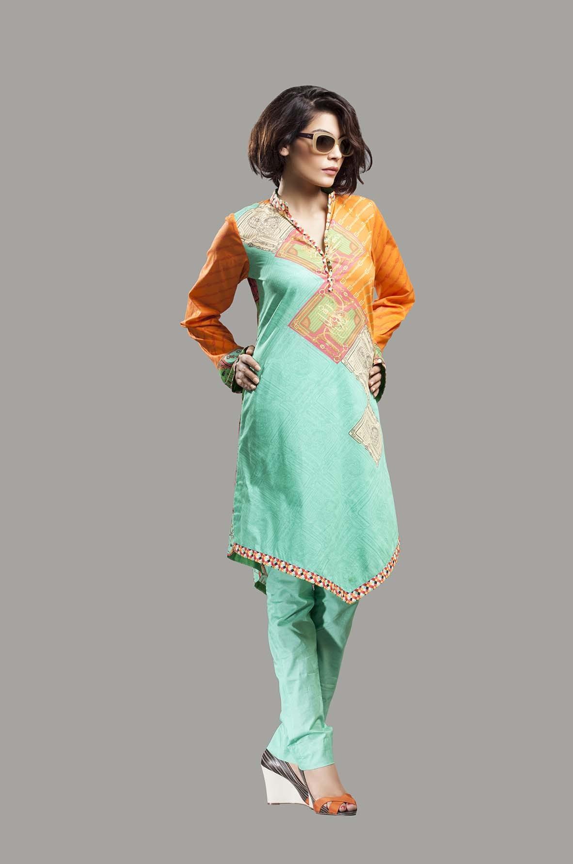 Kayseria Latest Winter Prints Best Shawls & Dresses 2014