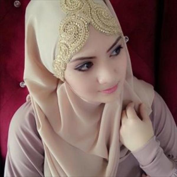 Latest Hijab Styles & Designs Tutorial with Pictures for Modern Girls 2015 (29)
