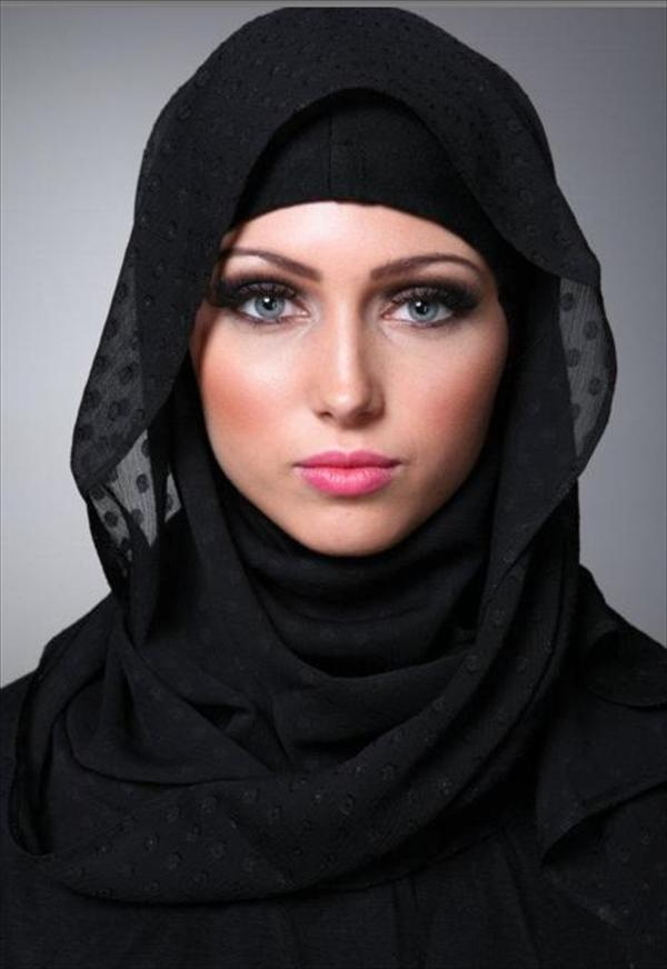 Latest Hijab Styles & Designs Tutorial with Pictures for Modern Girls 2015 (34)