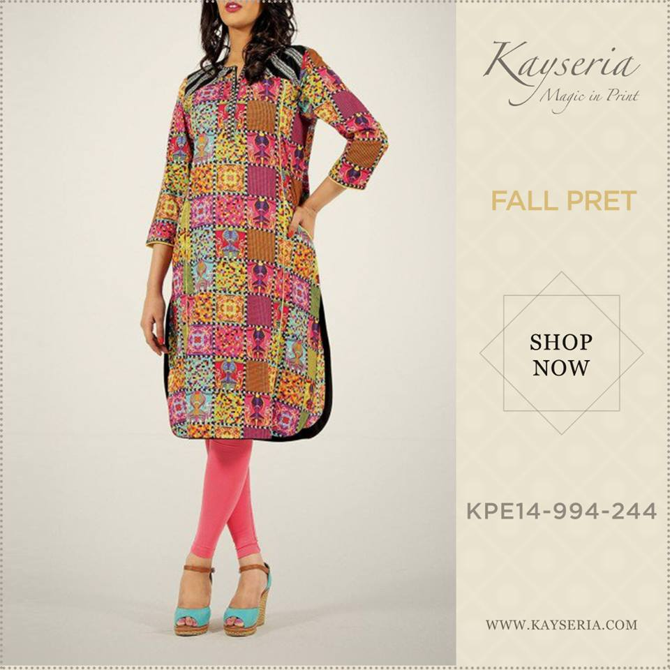 Latest Kayseria Winter Prints Best Shawls & Dresses Cambric Collection 2014-2015 (10)
