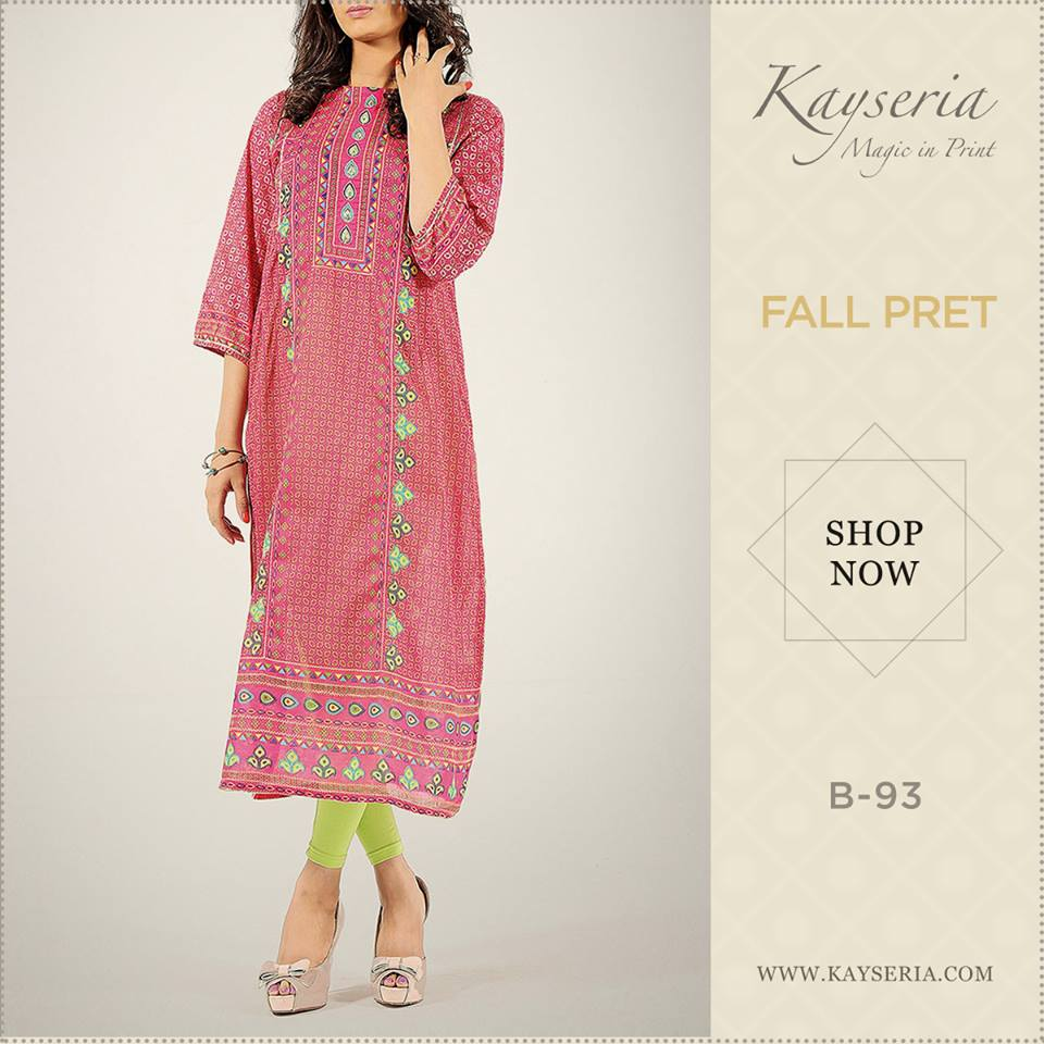 Latest Kayseria Winter Prints Best Shawls & Dresses Cambric Collection 2014-2015 (3)