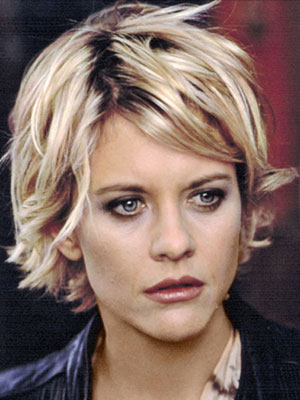 Meg Ryan's Shag Top 10 Most Popular Female Celebrity Hairstyles of all Time - Hit List