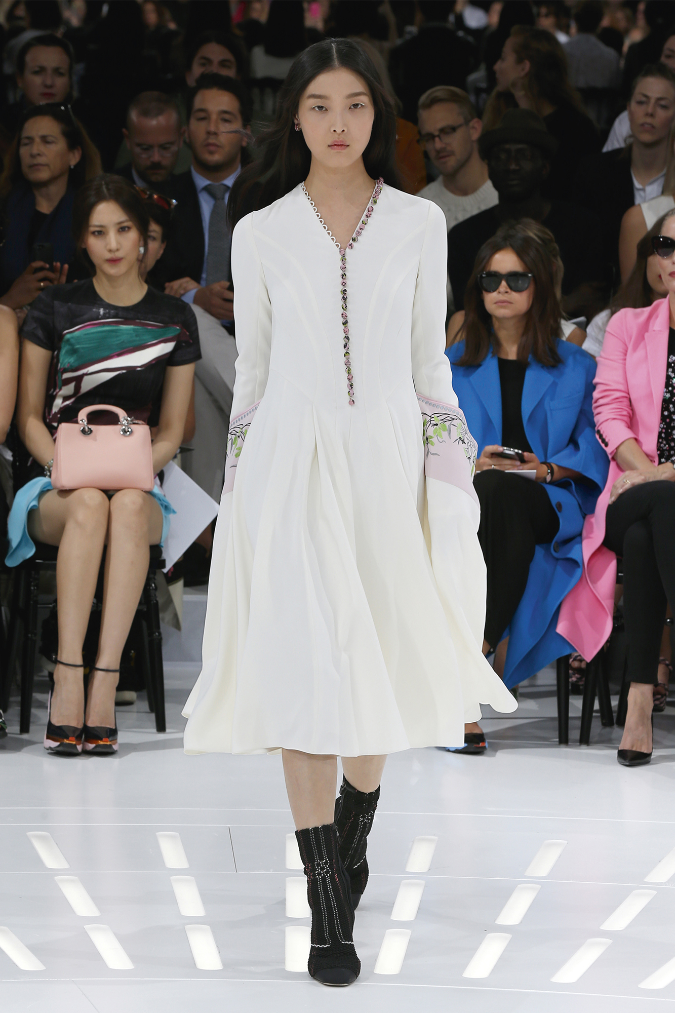 New Western Fashion Christian Dior Ready To Wear Dresses Spring Summer Collection 2015 (1)
