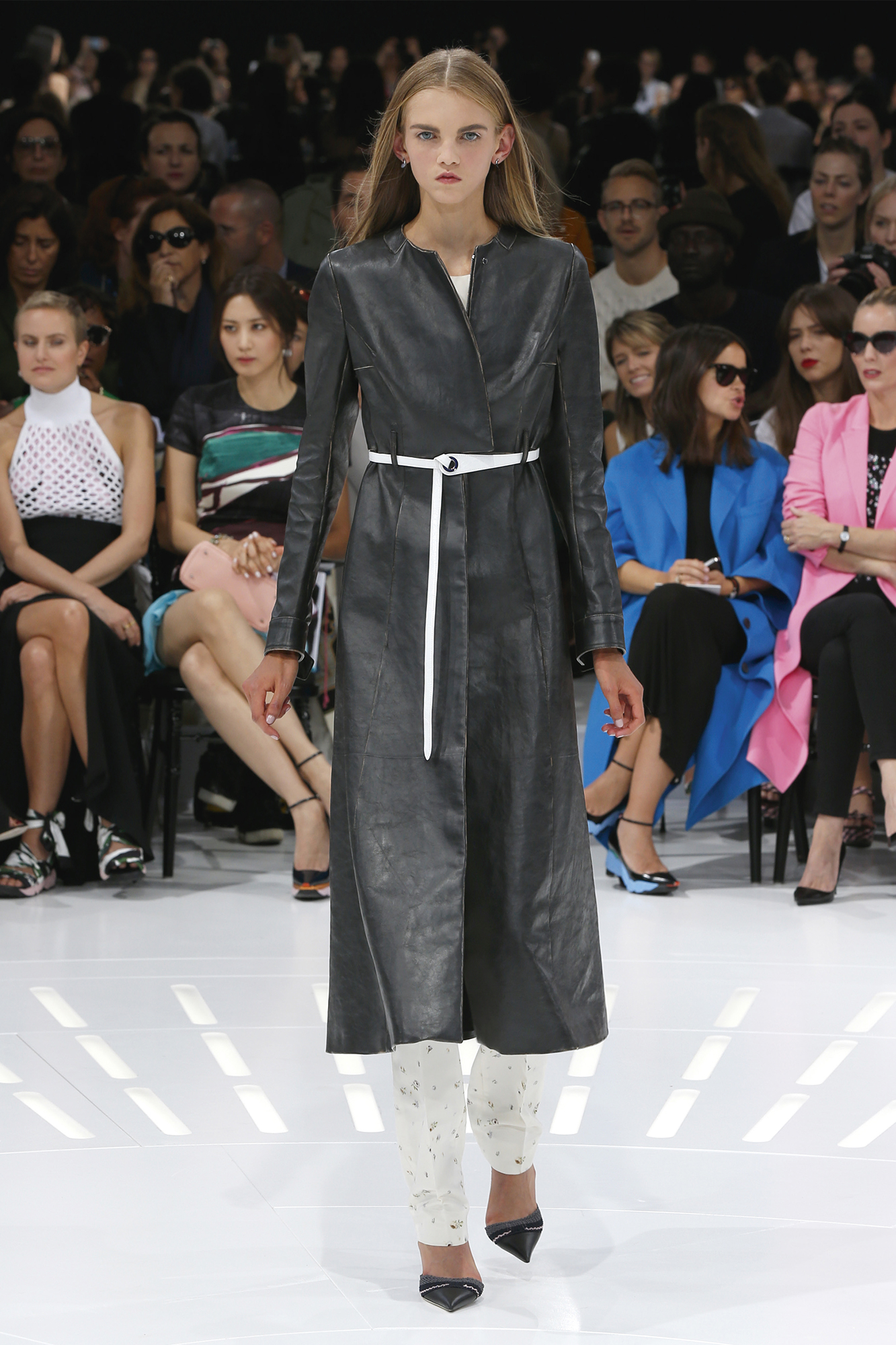 New Western Fashion Christian Dior Ready To Wear Dresses Spring Summer Collection 2015 (13)