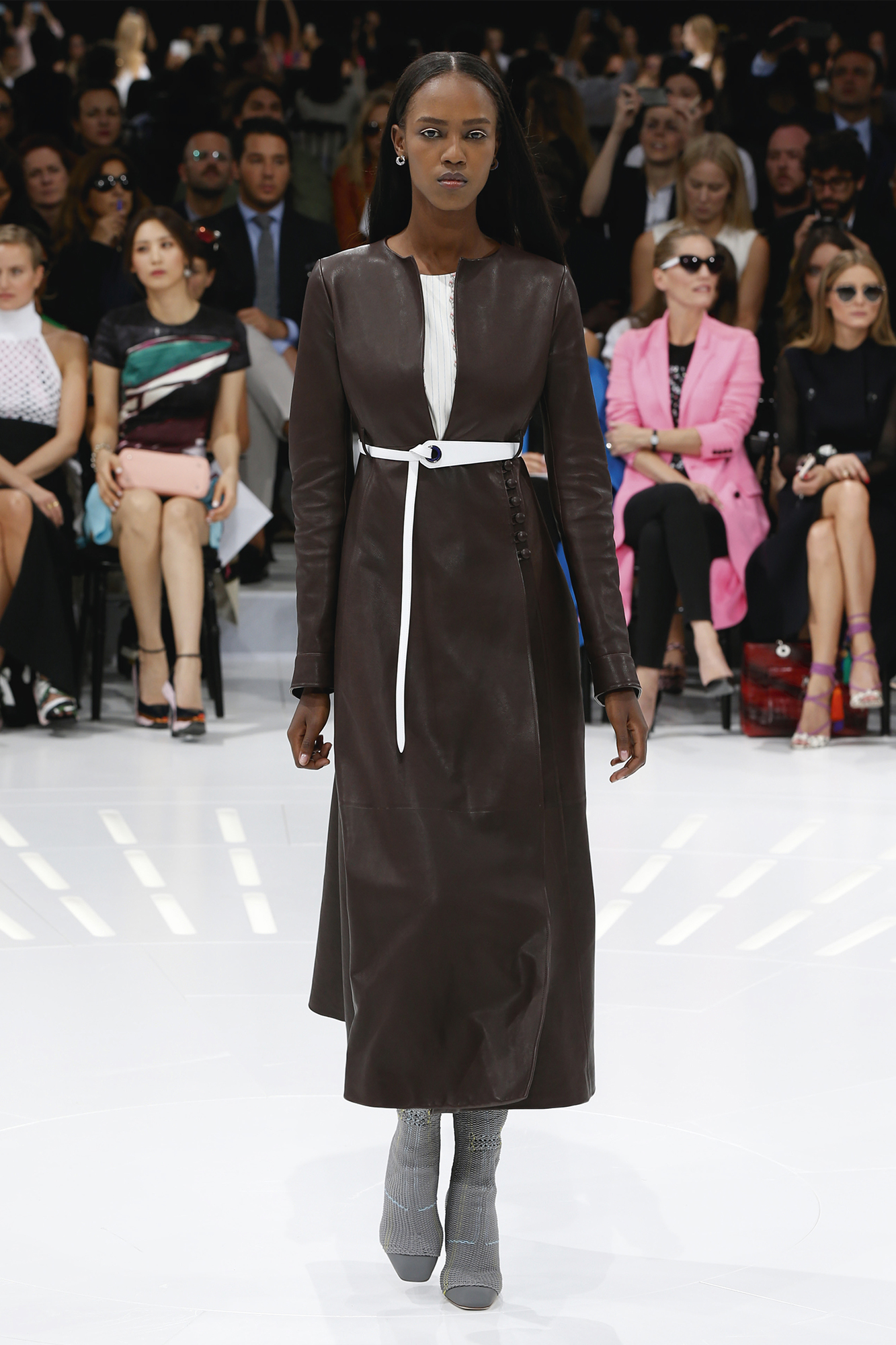New Western Fashion Christian Dior Ready To Wear Dresses Spring Summer Collection 2015 (15)