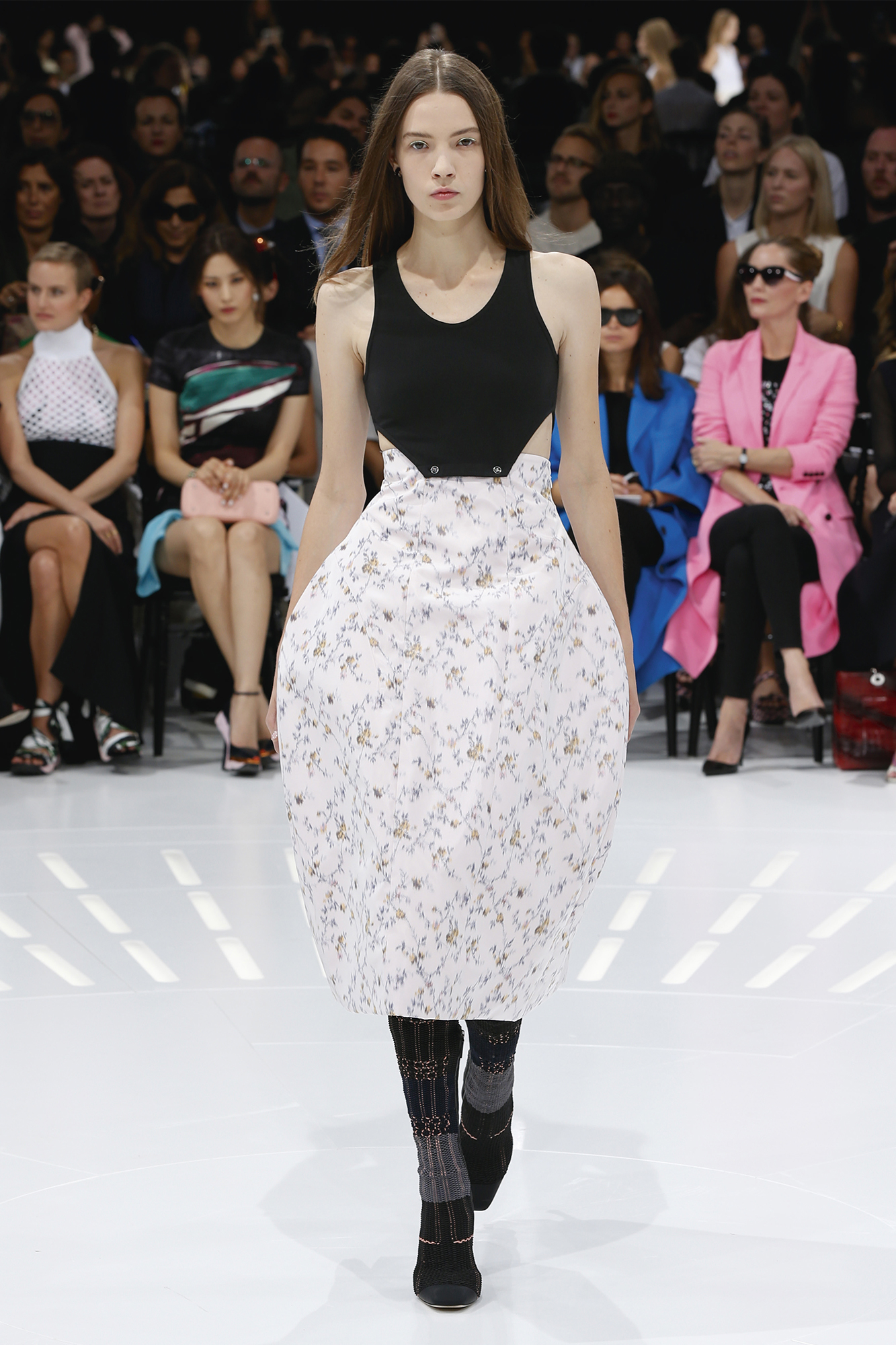 New Western Fashion Christian Dior Ready To Wear Dresses Spring Summer Collection 2015  (16)