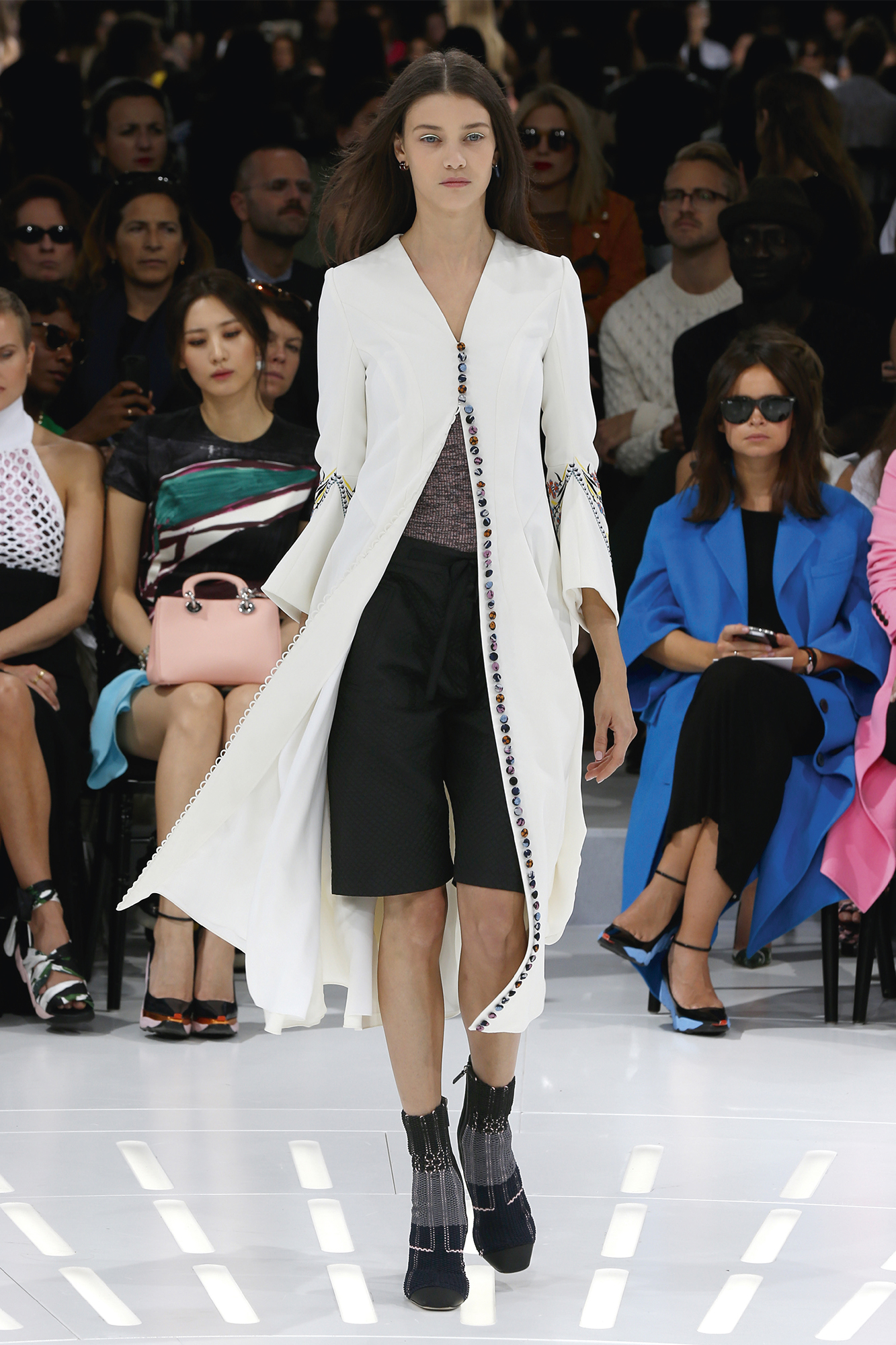 New Western Fashion Christian Dior Ready To Wear Dresses Spring Summer Collection 2015 (2)