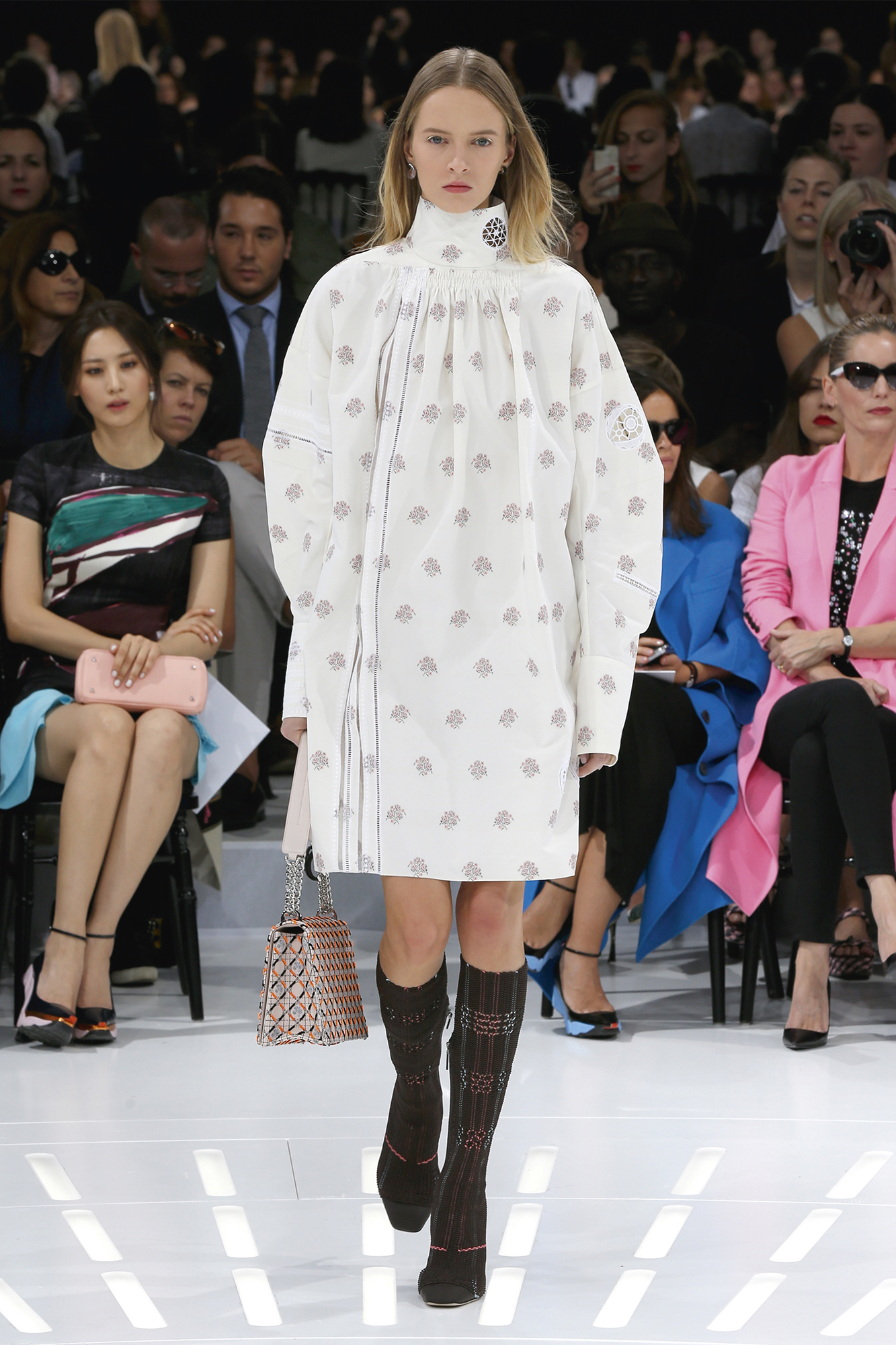 New Western Fashion Christian Dior Ready To Wear Dresses Spring Summer Collection 2015 (20)
