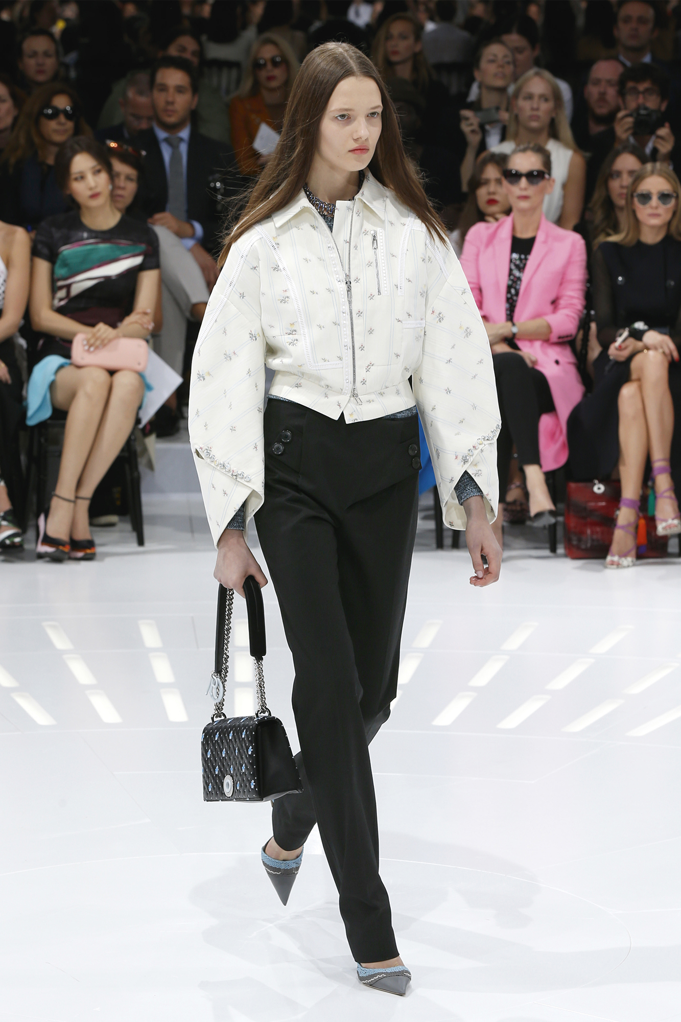 New Western Fashion Christian Dior Ready To Wear Dresses Spring Summer Collection 2015 (21)