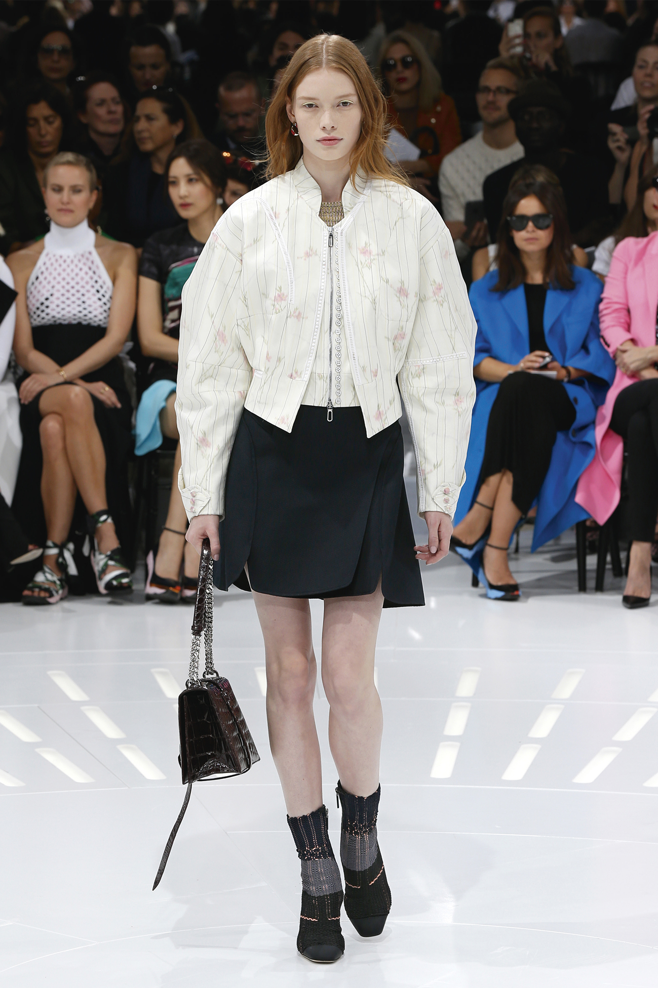 New Western Fashion Christian Dior Ready To Wear Dresses Spring Summer Collection 2015 (22)