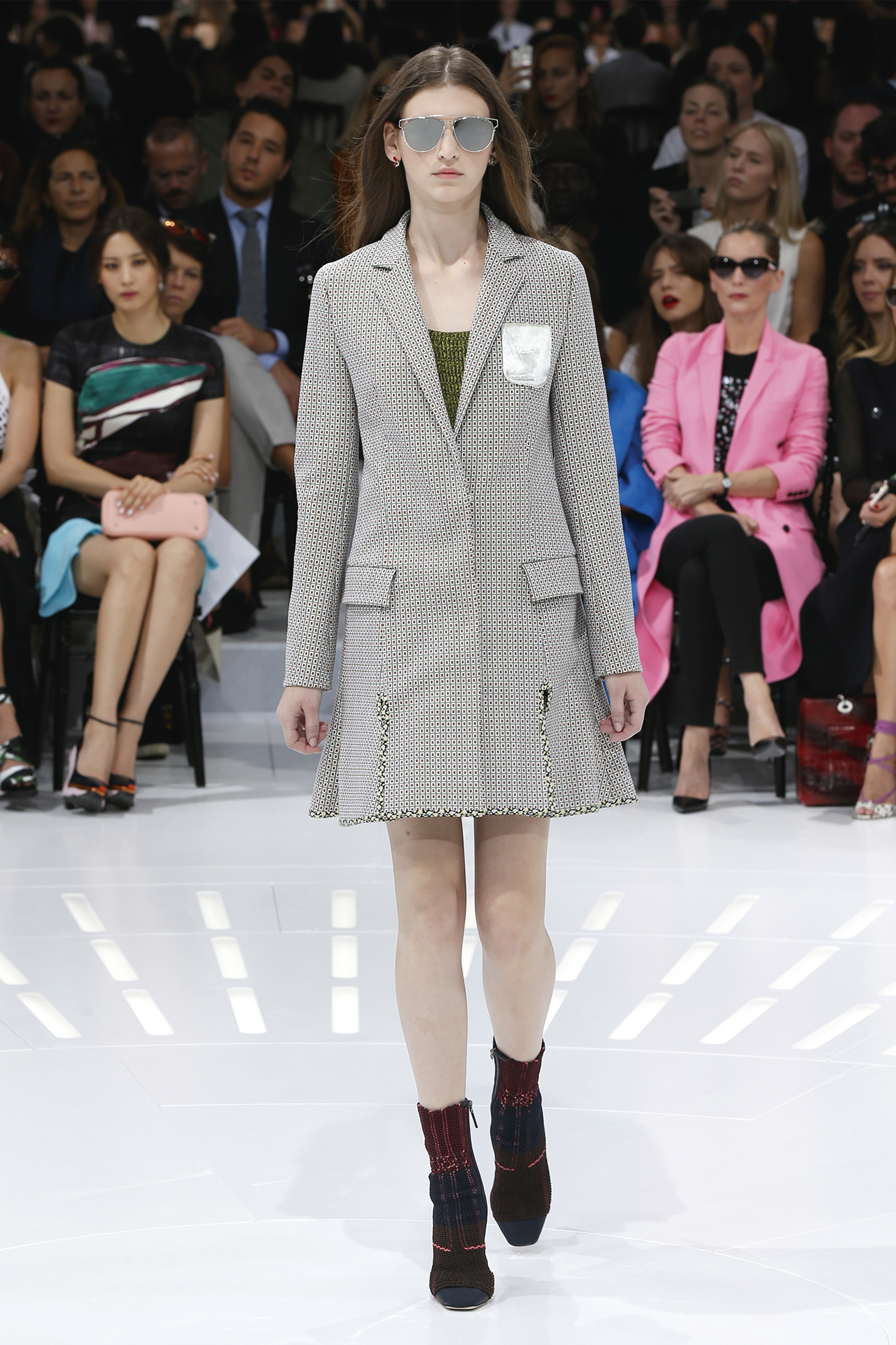New Western Fashion Christian Dior Ready To Wear Dresses Spring Summer Collection 2015 (23)