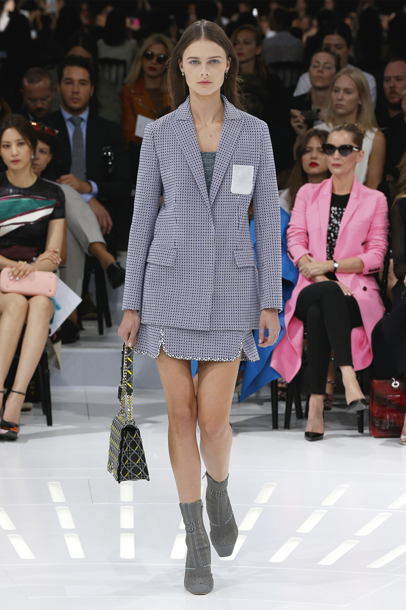 New Western Fashion Christian Dior Ready To Wear Dresses Spring Summer Collection 2015 (24)