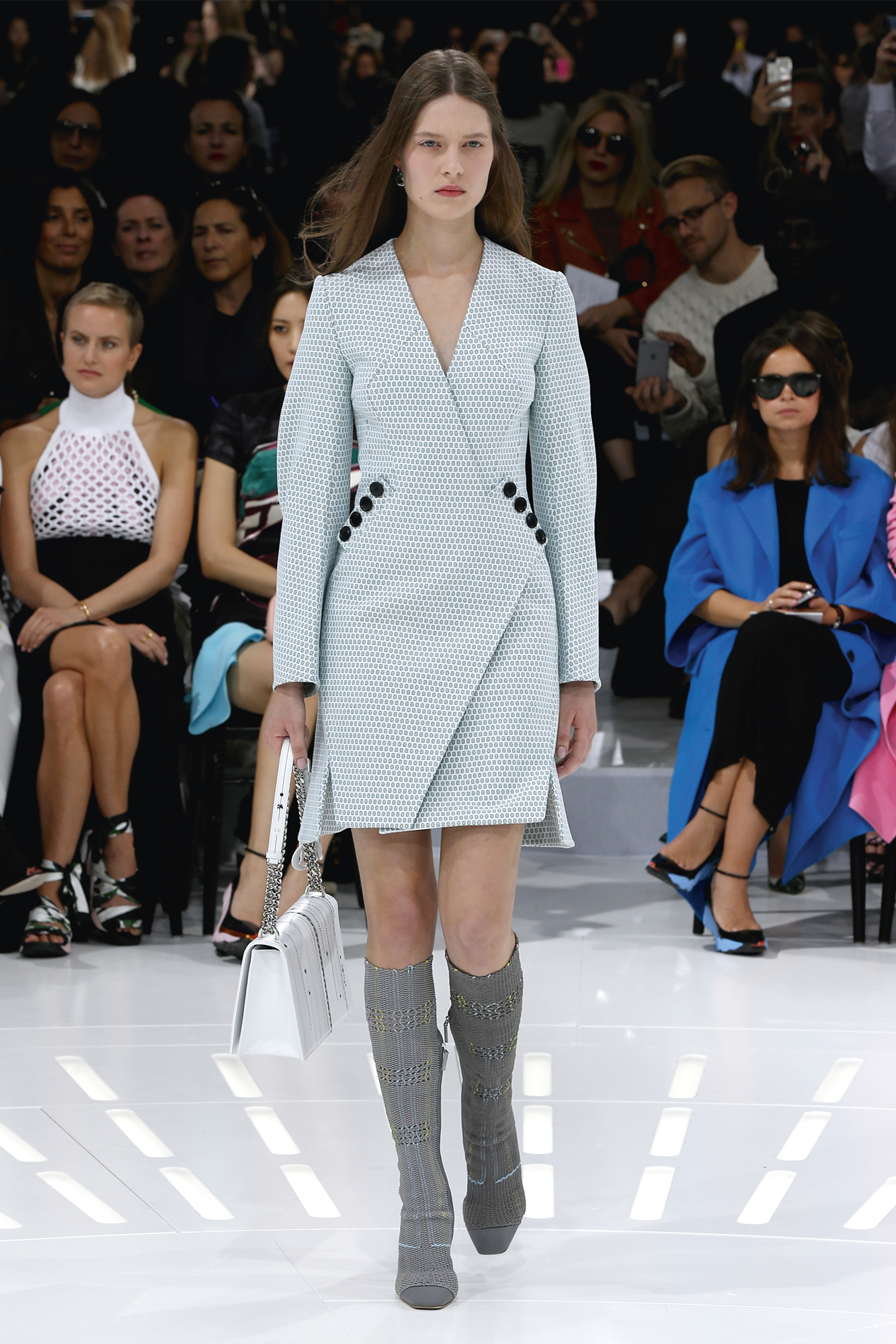 New Western Fashion Christian Dior Ready To Wear Dresses Spring Summer Collection 2015 (25)