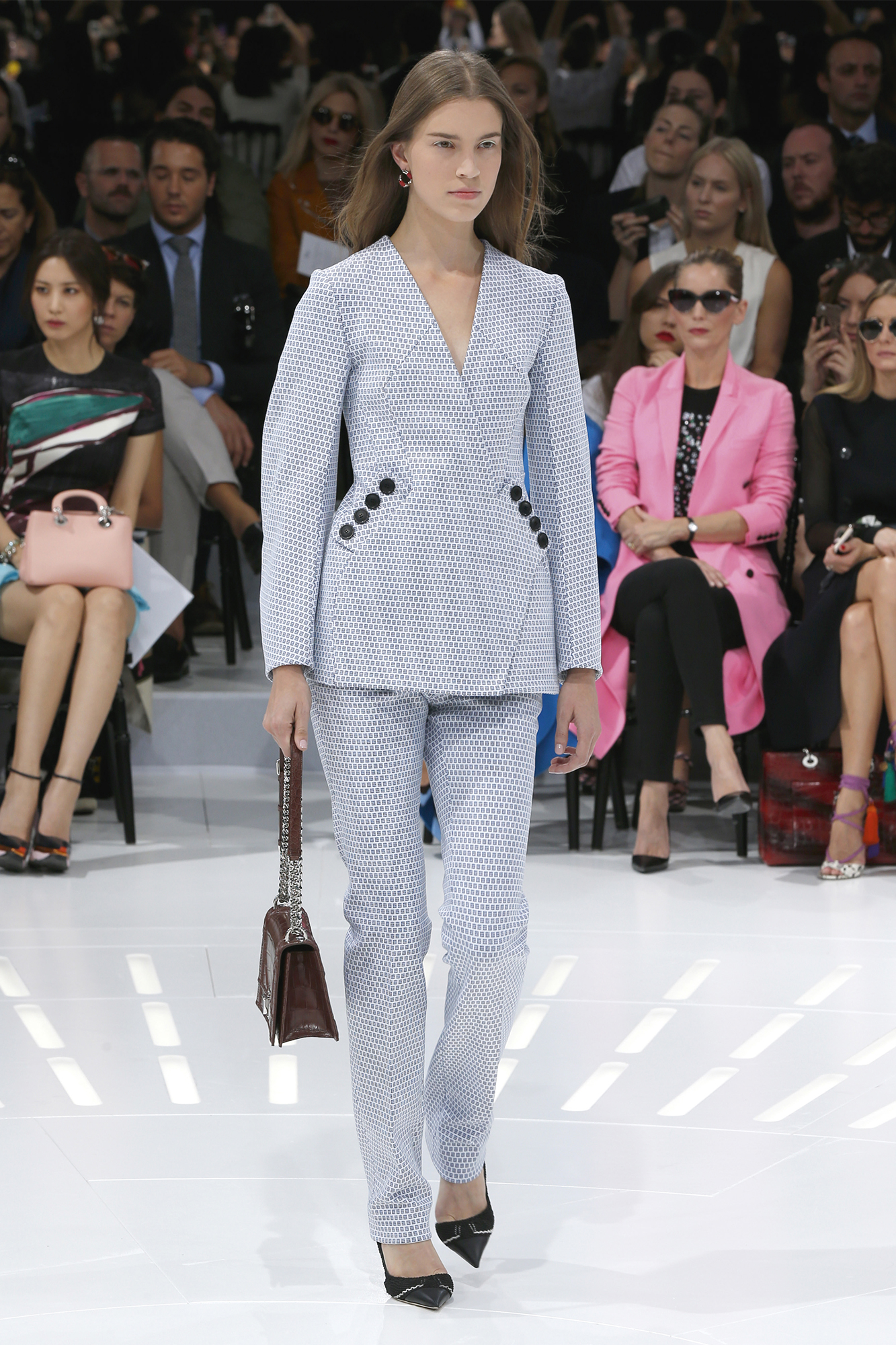 New Western Fashion Christian Dior Ready To Wear Dresses Spring Summer Collection 2015 (26)