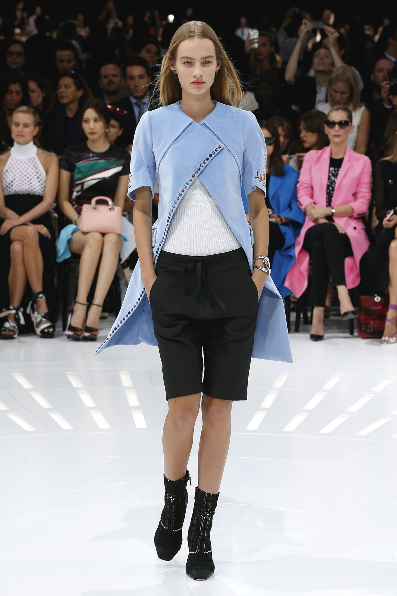 New Western Fashion Christian Dior Ready To Wear Dresses Spring Summer Collection 2015 (27)