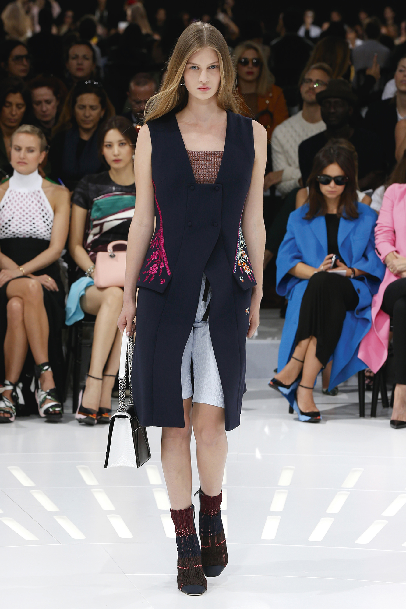 New Western Fashion Christian Dior Ready To Wear Dresses Spring Summer Collection 2015 (28)