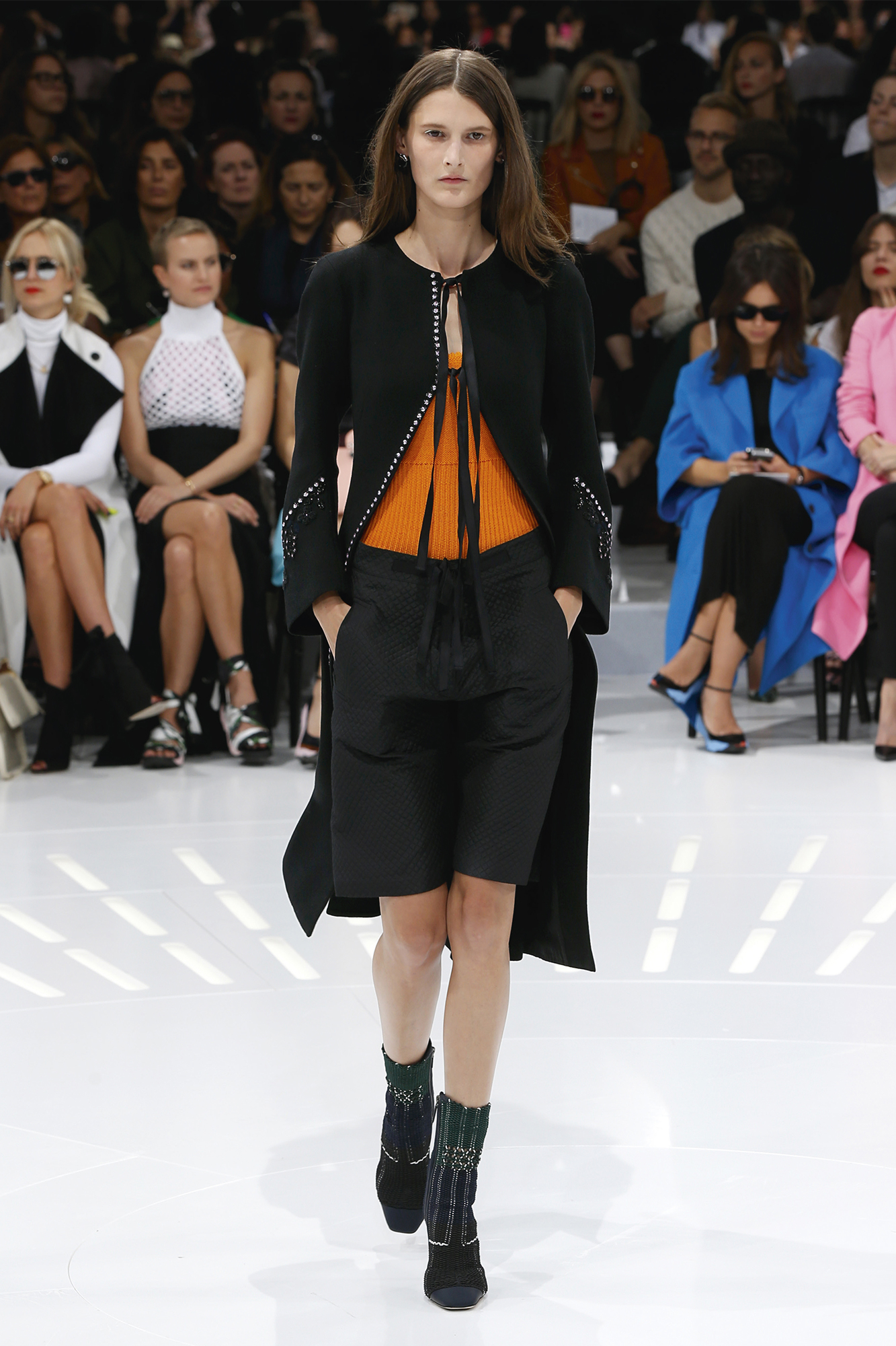 New Western Fashion Christian Dior Ready To Wear Dresses Spring Summer Collection 2015 (29)