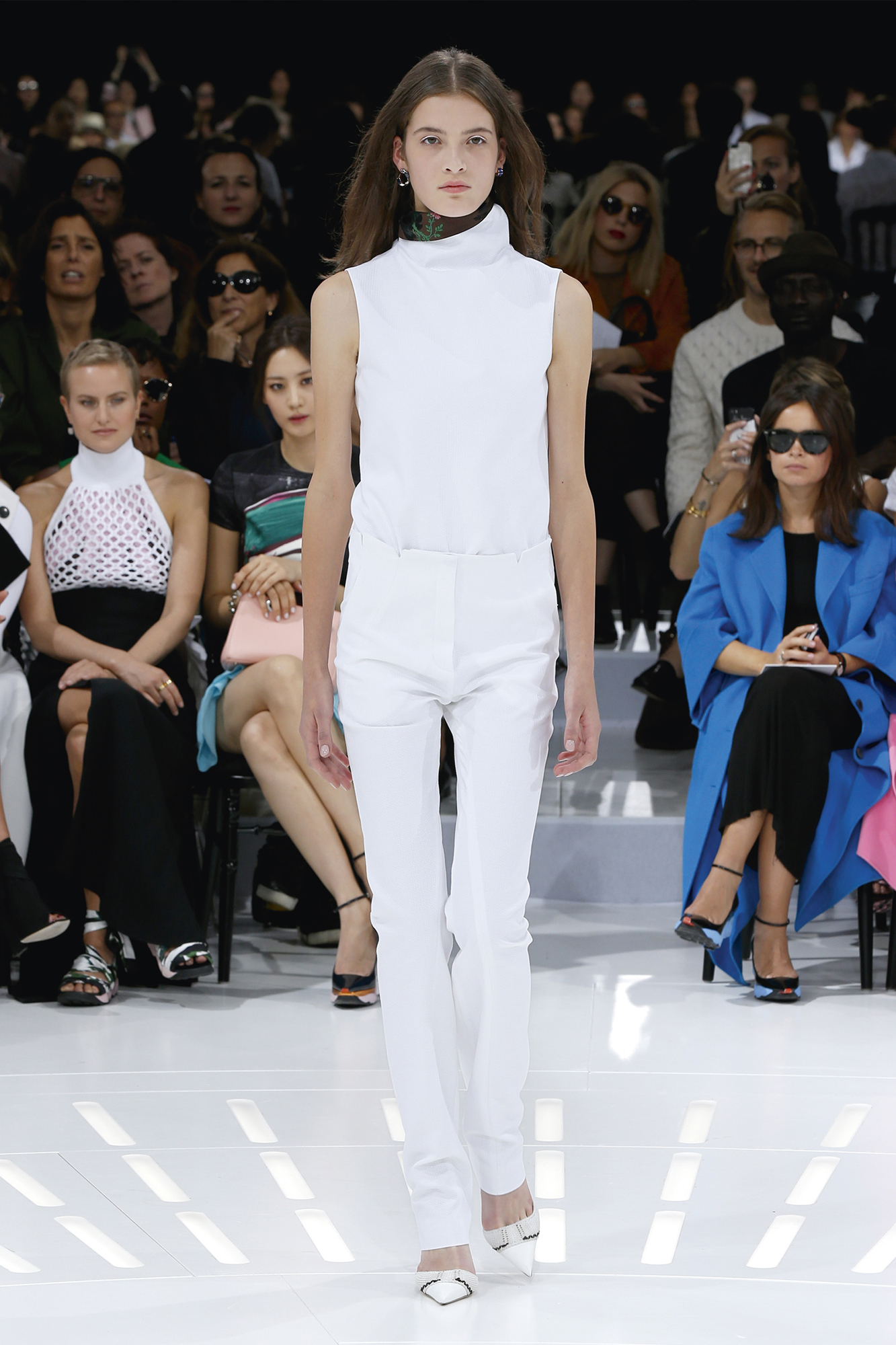 New Western Fashion Christian Dior Ready To Wear Dresses Spring Summer Collection 2015  (3)
