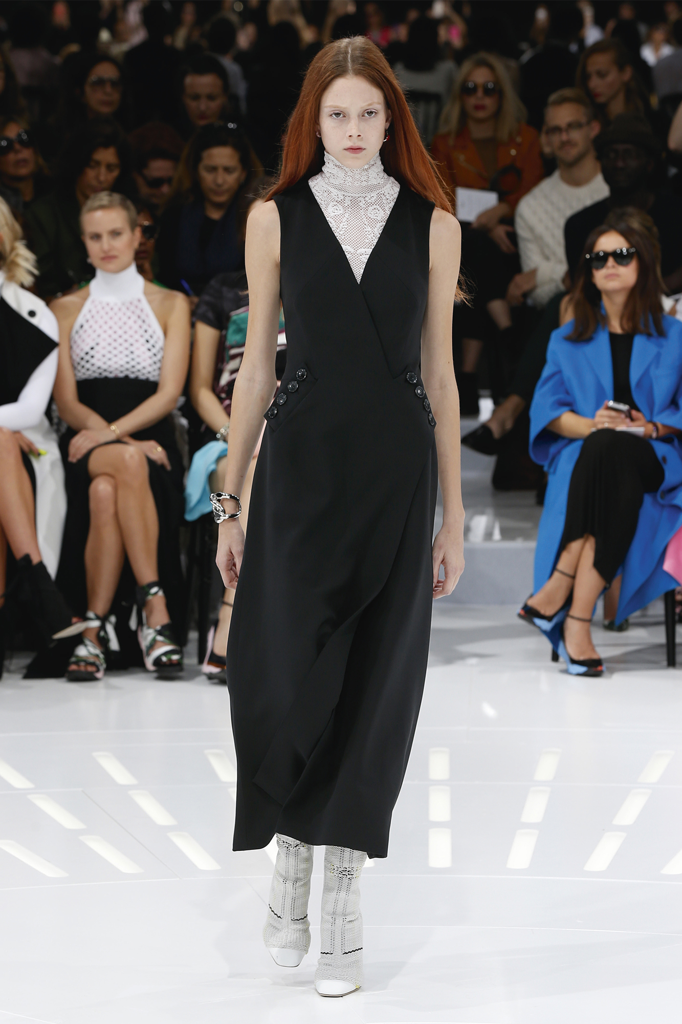 New Western Fashion Christian Dior Ready To Wear Dresses Spring Summer Collection 2015  (31)