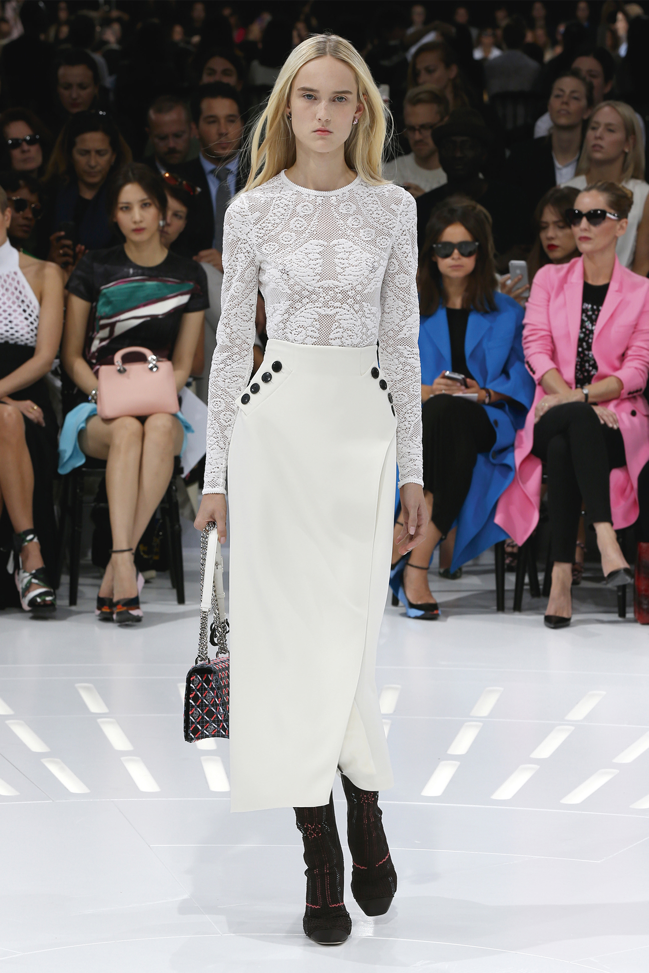 New Western Fashion Christian Dior Ready To Wear Dresses Spring Summer Collection 2015 (32)