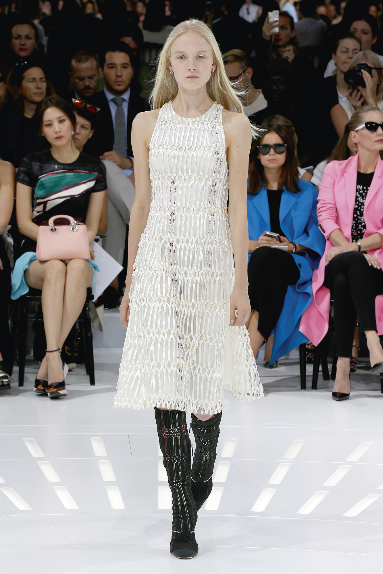 New Western Fashion Christian Dior Ready To Wear Dresses Spring Summer Collection 2015 (33)