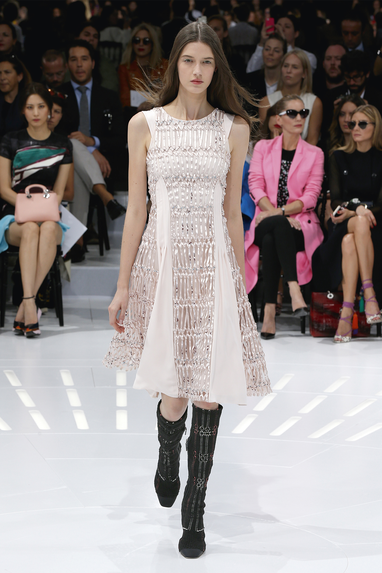 New Western Fashion Christian Dior Ready To Wear Dresses Spring Summer Collection 2015 (34)