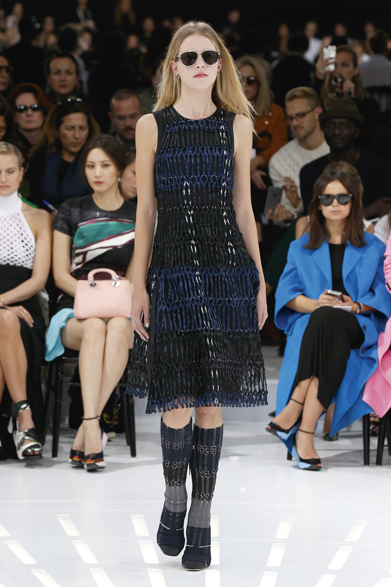 New Western Fashion Christian Dior Ready To Wear Dresses Spring Summer Collection 2015  (35)