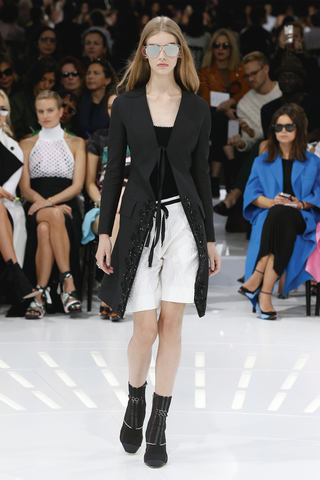 New Western Fashion Christian Dior Ready To Wear Dresses Spring Summer Collection 2015 (36)
