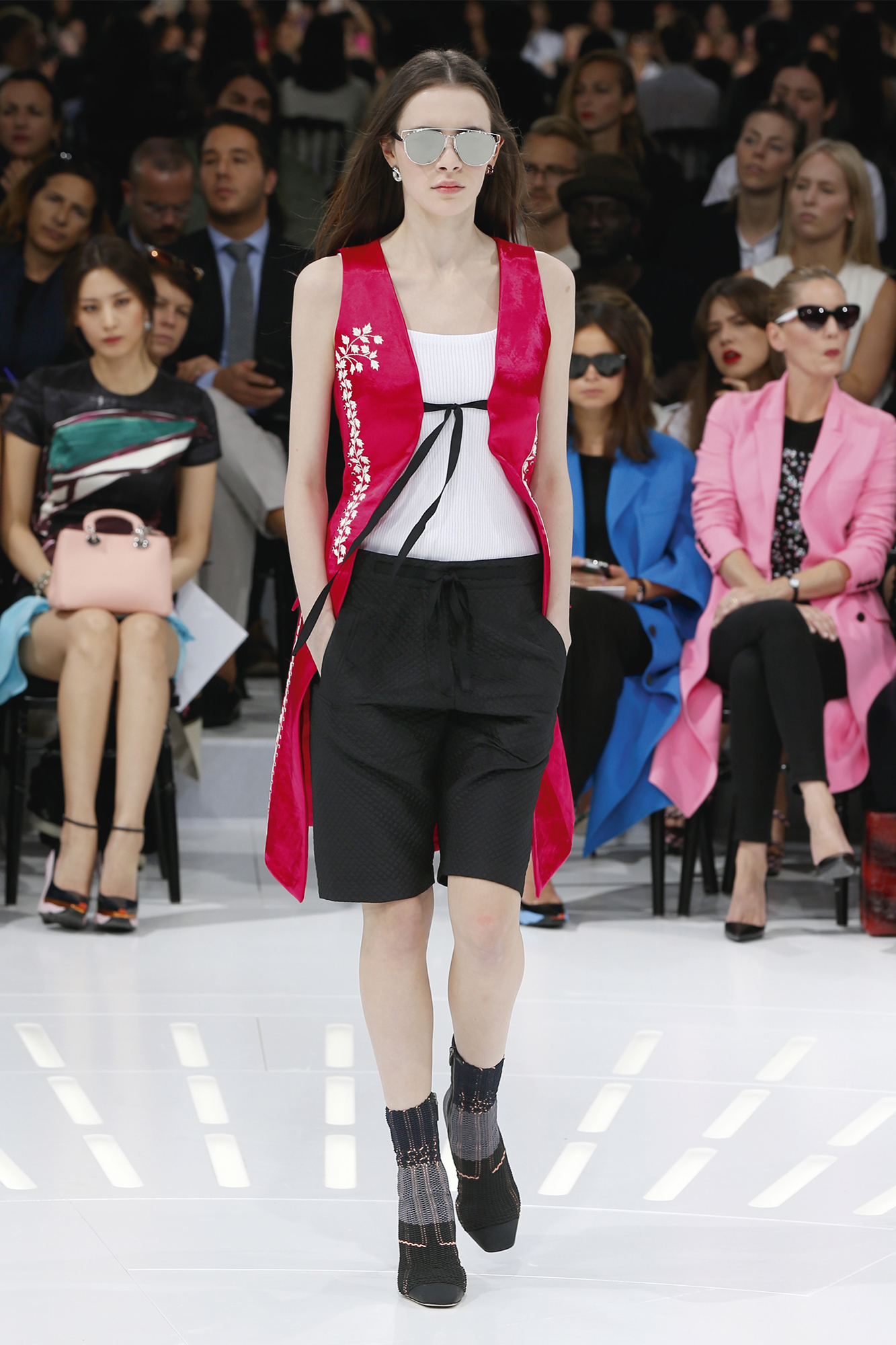 New Western Fashion Christian Dior Ready To Wear Dresses Spring Summer Collection 2015 (37)