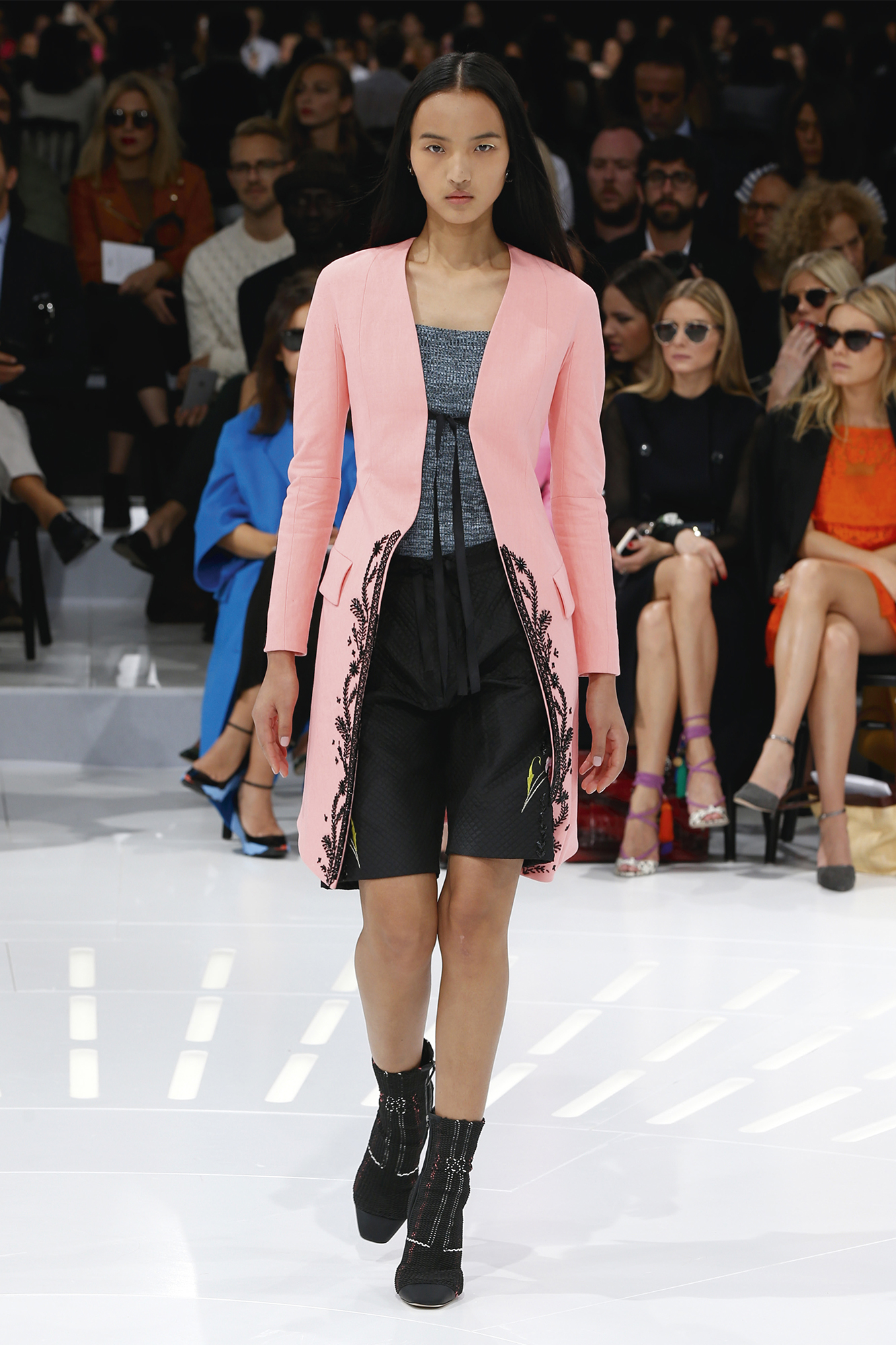 New Western Fashion Christian Dior Ready To Wear Dresses Spring Summer Collection 2015 (38)