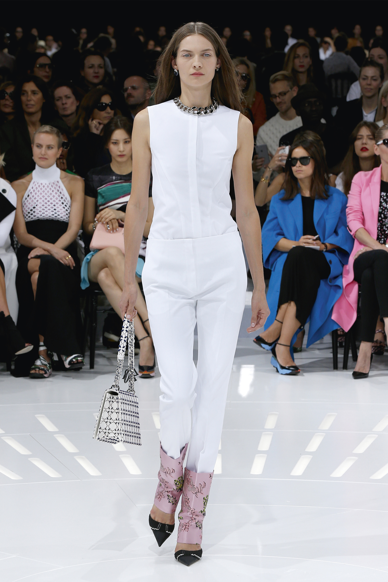 New Western Fashion Christian Dior Ready To Wear Dresses Spring Summer Collection 2015 (4)