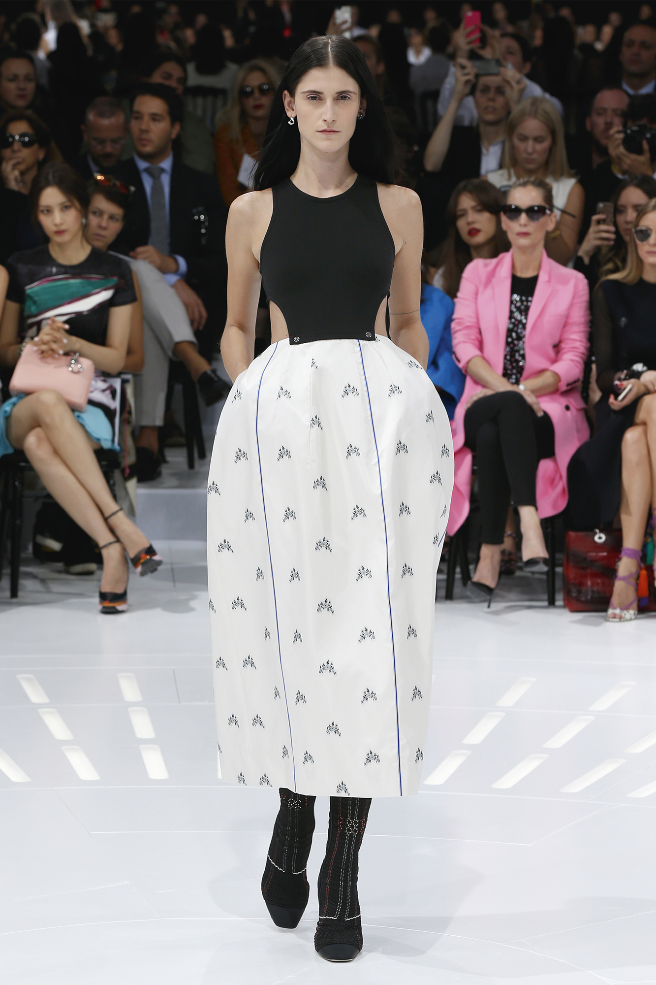 New Western Fashion Christian Dior Ready To Wear Dresses Spring Summer Collection 2015  (8)