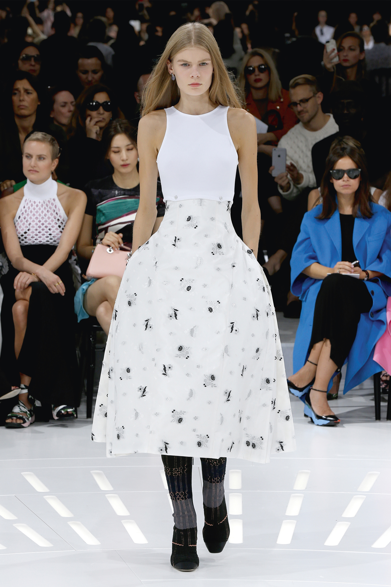 New Western Fashion Christian Dior Ready To Wear Dresses Spring Summer Collection 2015  (9)