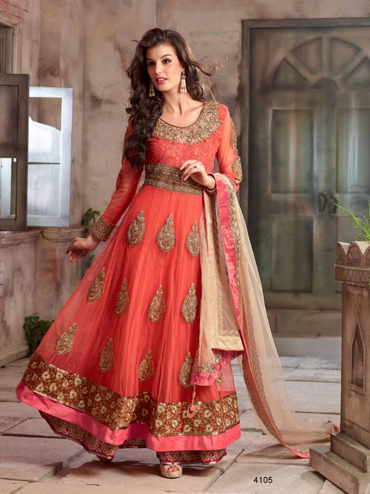 latest-Natasha-Couture-beautiful-party-wear-Anarkali-Suits-(2014-2015) (2)