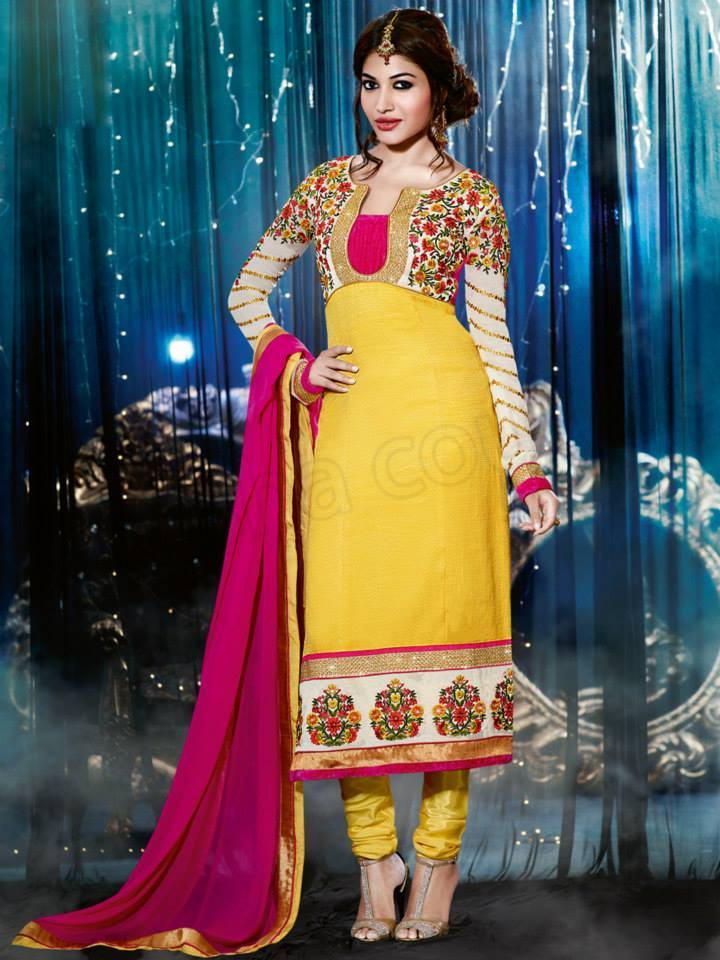 latest-Natasha-Couture-beautiful-party-wear-Anarkali-Suits-(2014-2015) (25)