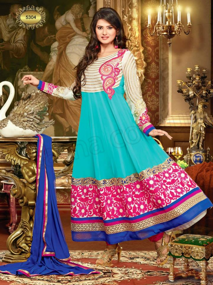 latest-Natasha-Couture-beautiful-party-wear-Anarkali-Suits-(2014-2015) (36)