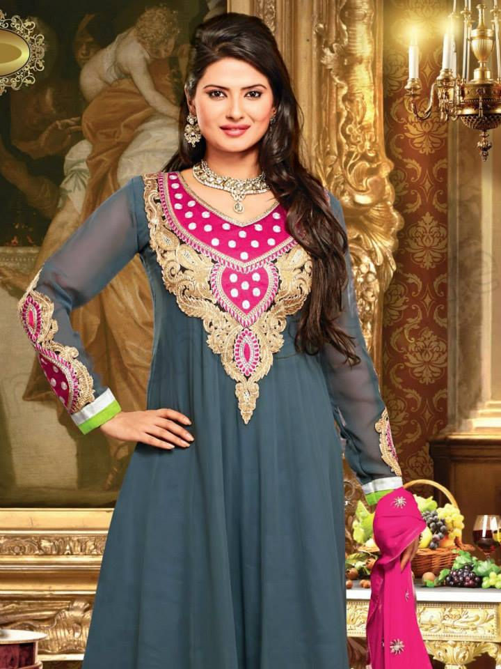 latest-Natasha-Couture-beautiful-party-wear-Anarkali-Suits-(2014-2015) (40)
