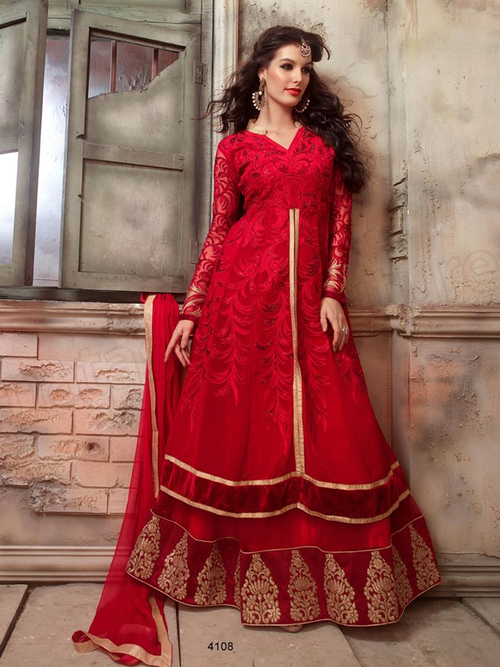 latest-Natasha-Couture-beautiful-party-wear-Anarkali-Suits-(2014-2015) (6)