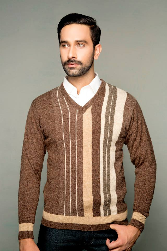 Bonanza Latest Winter Warmth Collection of Sweaters, Jackets & Coats 2014-2015 for Men & Boys (10)