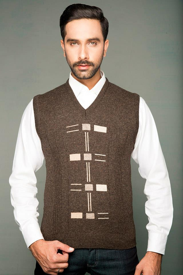 Bonanza Latest Winter Warmth Collection of Sweaters, Jackets & Coats 2014-2015 for Men & Boys (15)