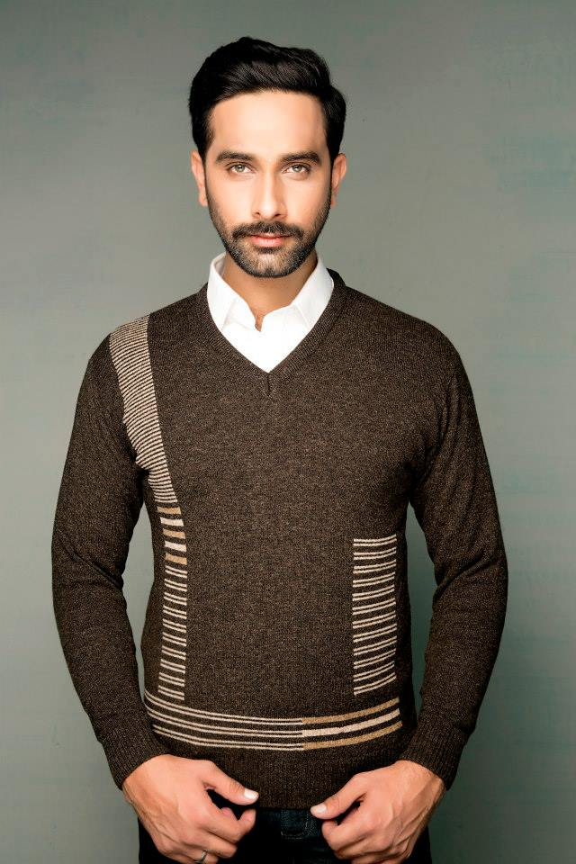 Bonanza Latest Winter Warmth Collection of Sweaters, Jackets & Coats 2014-2015 for Men & Boys (16)