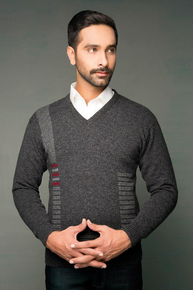 Bonanza Latest Winter Warmth Collection of Sweaters, Jackets & Coats 2014-2015 for Men & Boys (17)