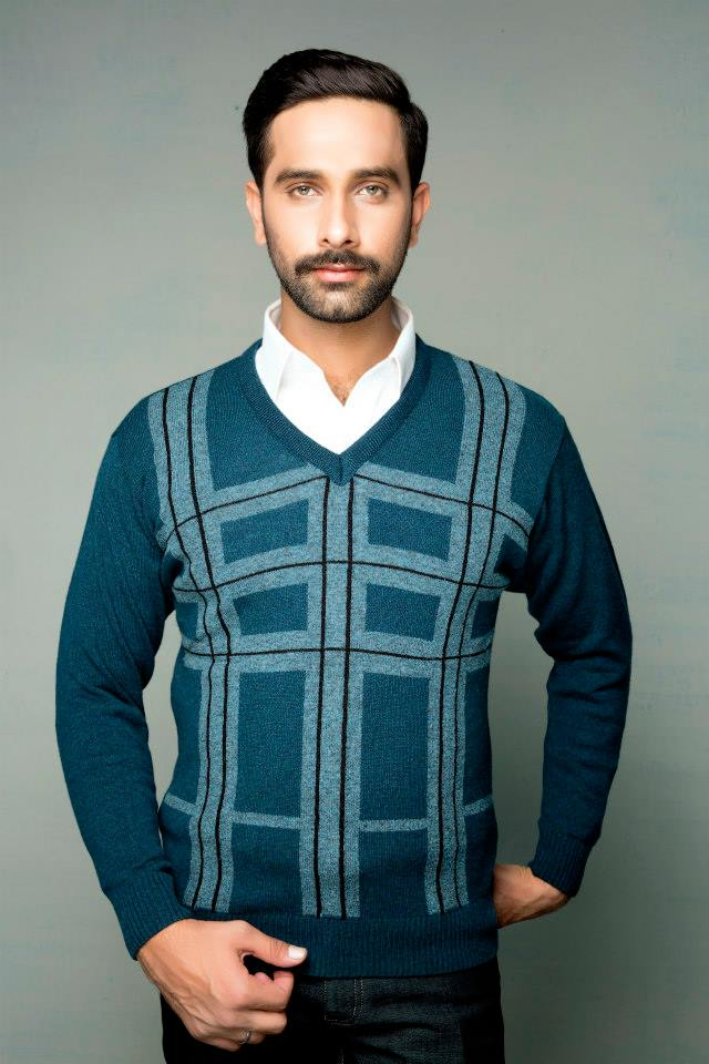 Bonanza Latest Winter Warmth Collection of Sweaters, Jackets & Coats 2014-2015 for Men & Boys (21)