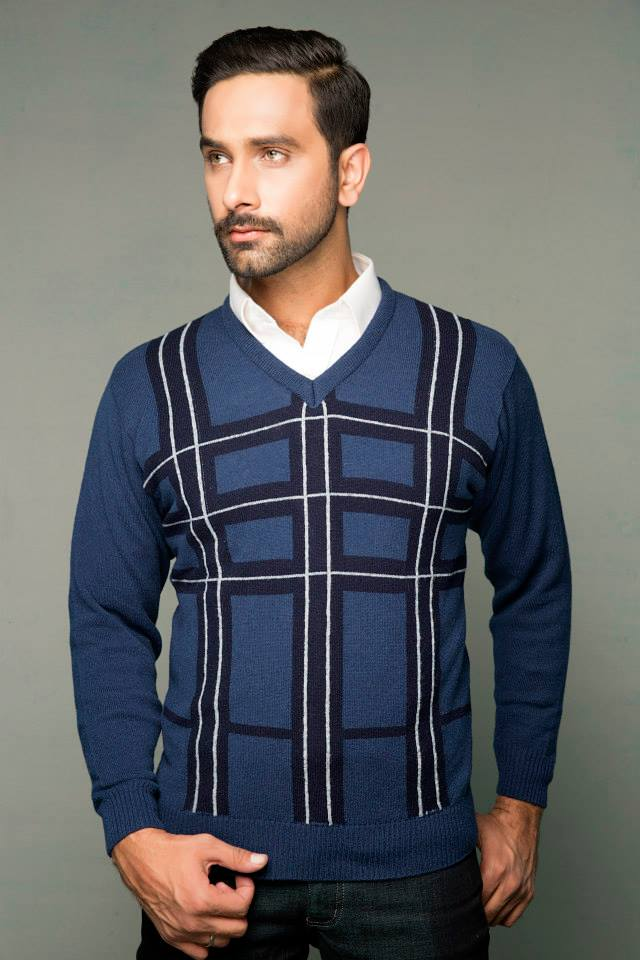 Bonanza Latest Winter Warmth Collection of Sweaters, Jackets & Coats 2014-2015 for Men & Boys (5)