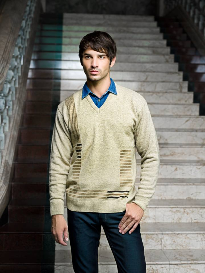 Bonanza Latest Winter Warmth Collection of Sweaters, Jackets & Coats 2014-2015 for Men & Boys (6)