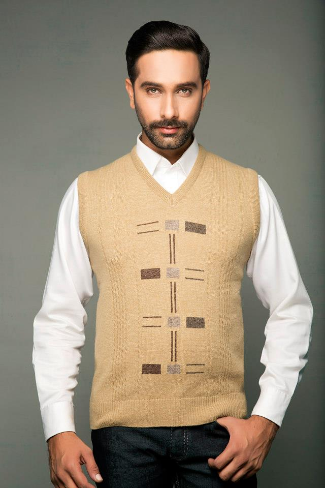 Bonanza Latest Winter Warmth Collection of Sweaters, Jackets & Coats 2014-2015 for Men & Boys (7)