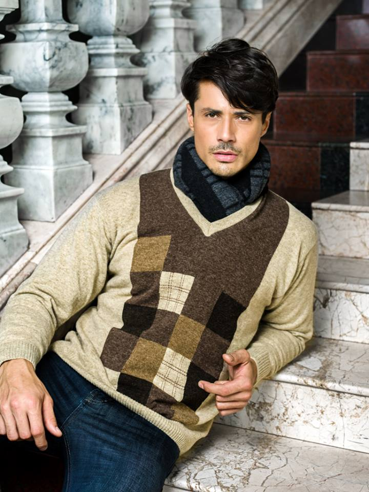 Bonanza Latest Winter Warmth Collection of Sweaters, Jackets & Coats 2014-2015 for Men & Boys (9)