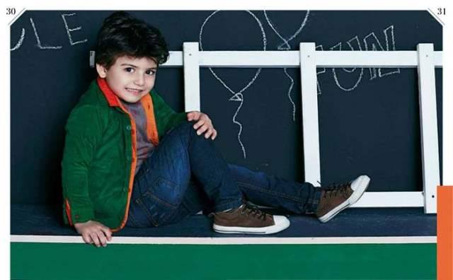 Breakout Kids Latest Winter Fall Dresses Collection 2014-2015 for Little Boys & Girls (10)