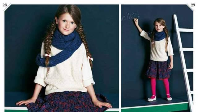 dca72d95c598 Breakout Kids Latest Winter Fall Dresses Collection 2014-2015 for ...